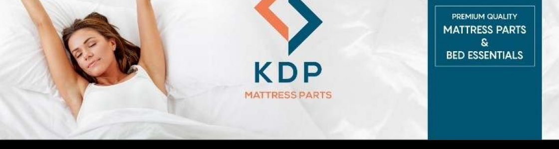 KDP MATTRESS PARTS Cover Image