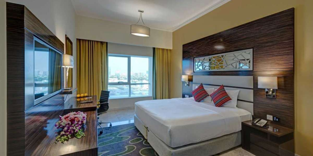 Ghaya Grand Hotel Offers All-in Long-stay Summer Apartment Deals for Only AED 4,100* per month