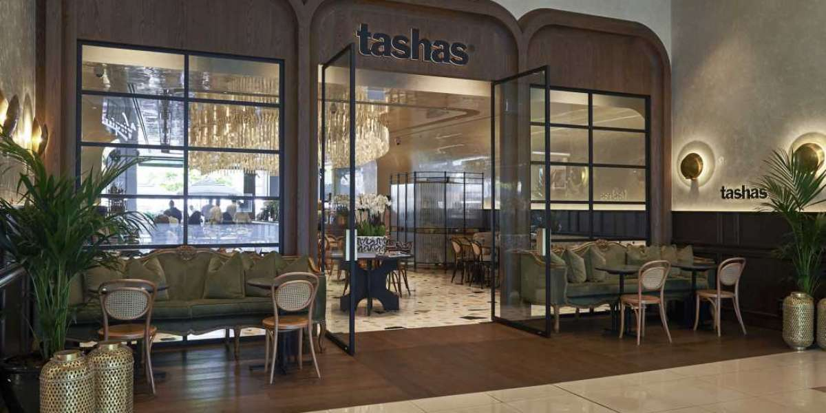 tashas Cafe Re-Opens its Doors