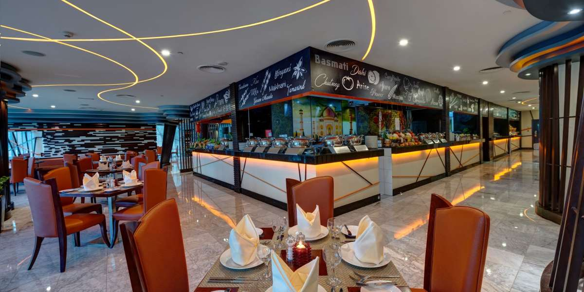 Ghaya Grand Hotel Launches Great-Value Iftar for AED50 Only!