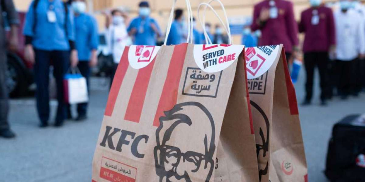 KFC Thanks Frontline Heroes with More Than 7,200 Meals