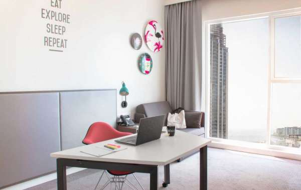 Get Your Private Office Room at Rove Hotels via the Letswork App