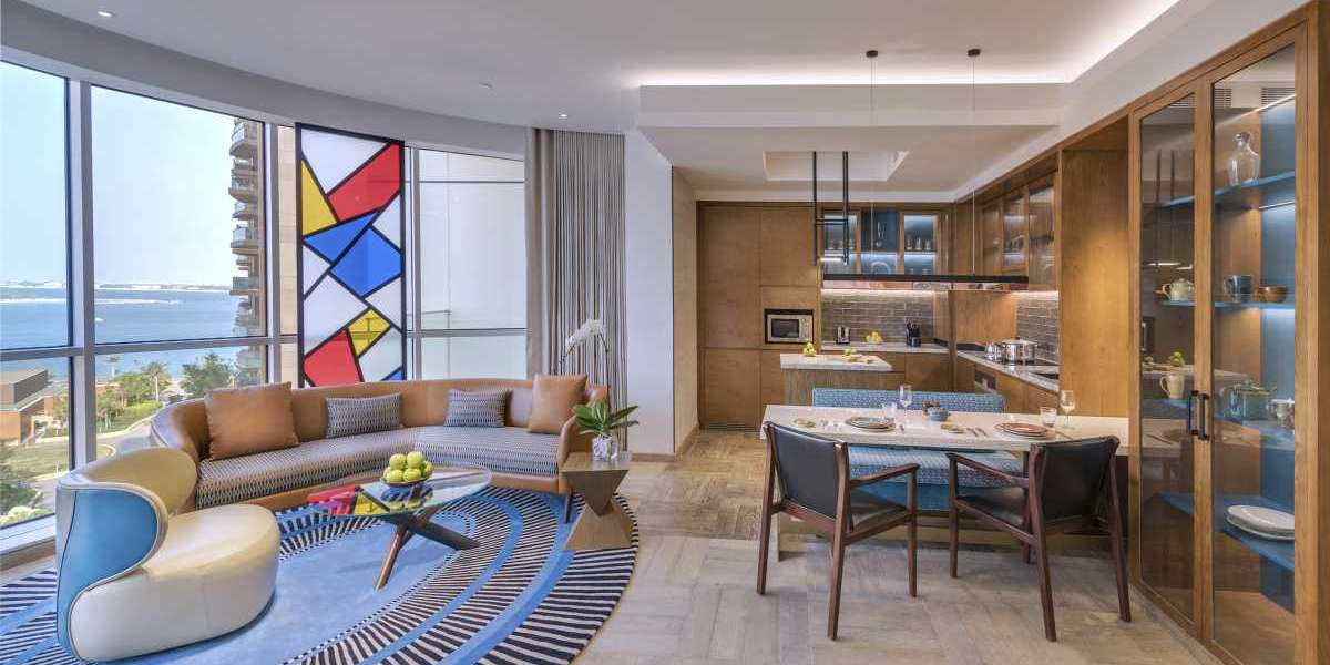 Live Local for Less with a Sizzling Summer Offer at Andaz Dubai the Palm Designer Residences
