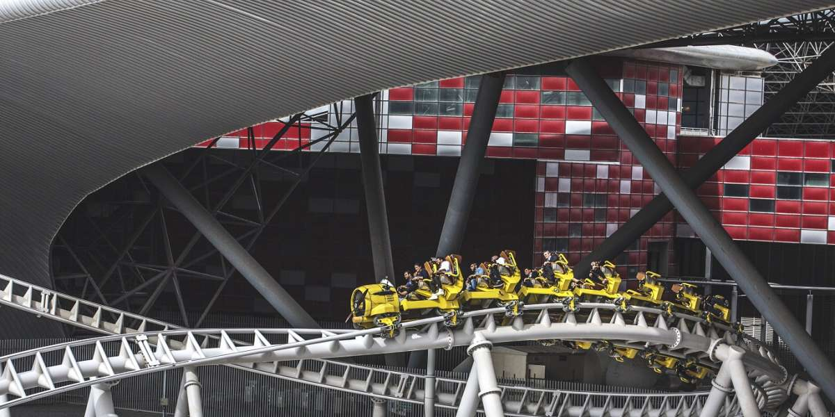 Ferrari World Abu Dhabi Launches Exciting Virtual Roller Coaster Experience for Kids