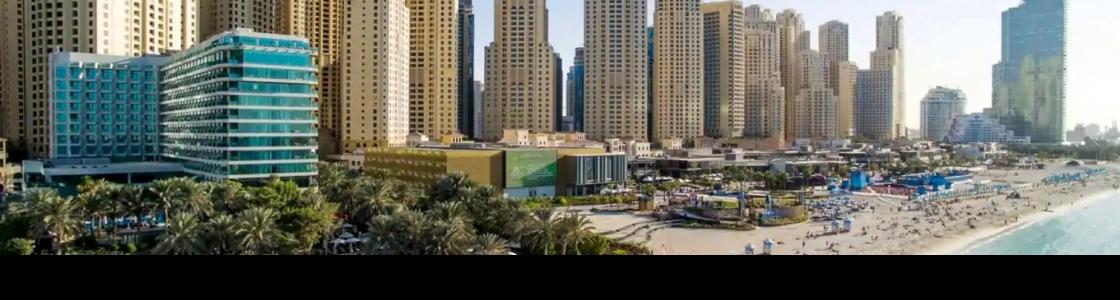HILTON DUBAI JUMEIRAH Cover Image