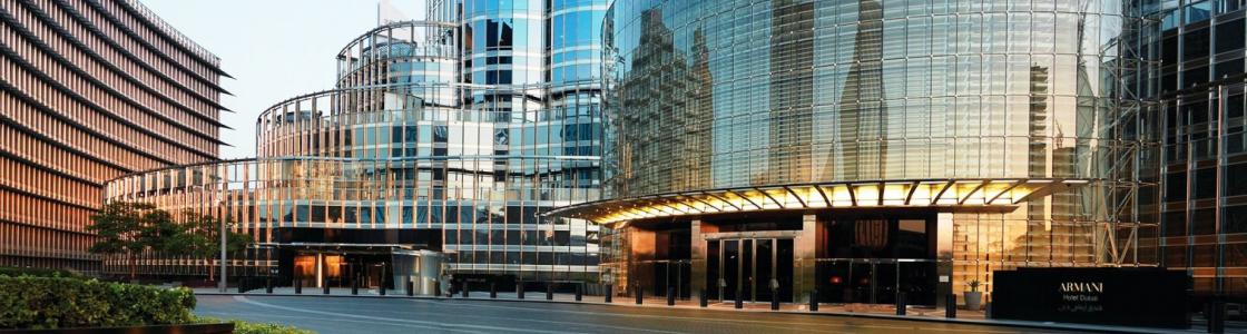 Armani Hotel Dubai Cover Image
