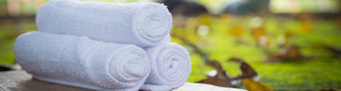 Ohana Towels Cover Image