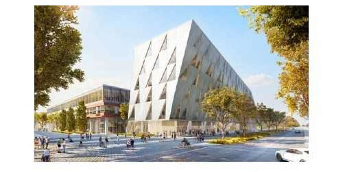 York University Celebrates the Construction of a New School of Continuing Studies Twisted Building