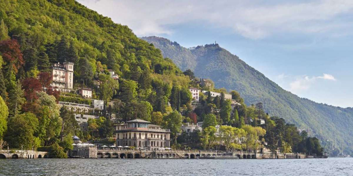 Mandarin Oriental, Lago Di Como Opens on 18 June 2020 with a 'Restart and Relax' Package
