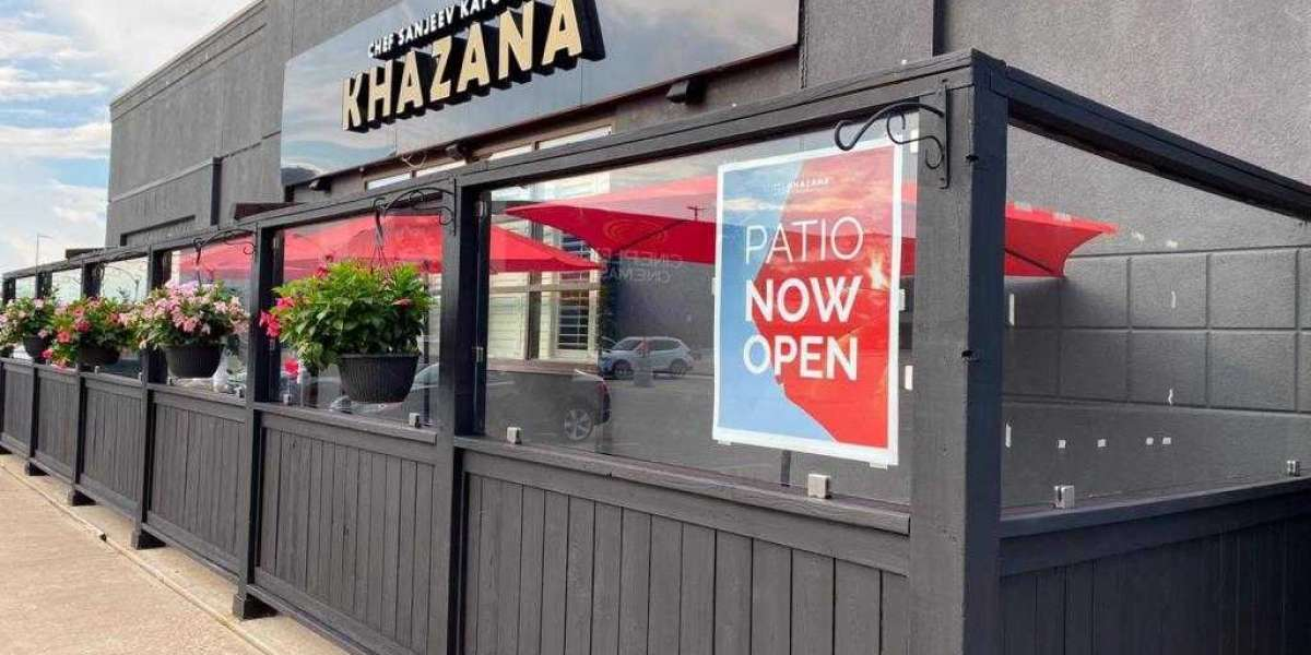 Hozpitality Group talks to Khazana Restaurant in Milton and Brampton, ON, Canada about their contactless menu offerings