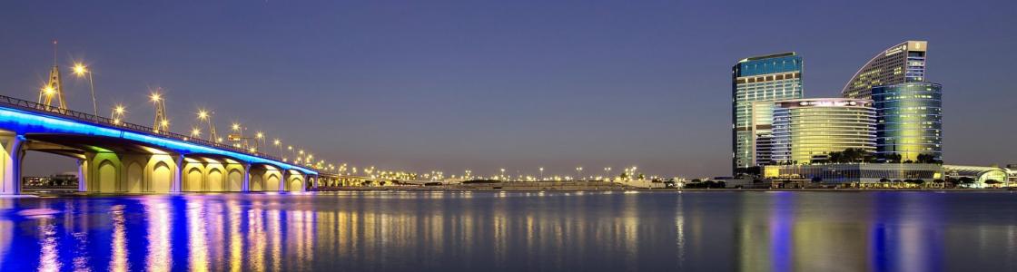 InterContinental Hotel Dubai Festival City Cover Image