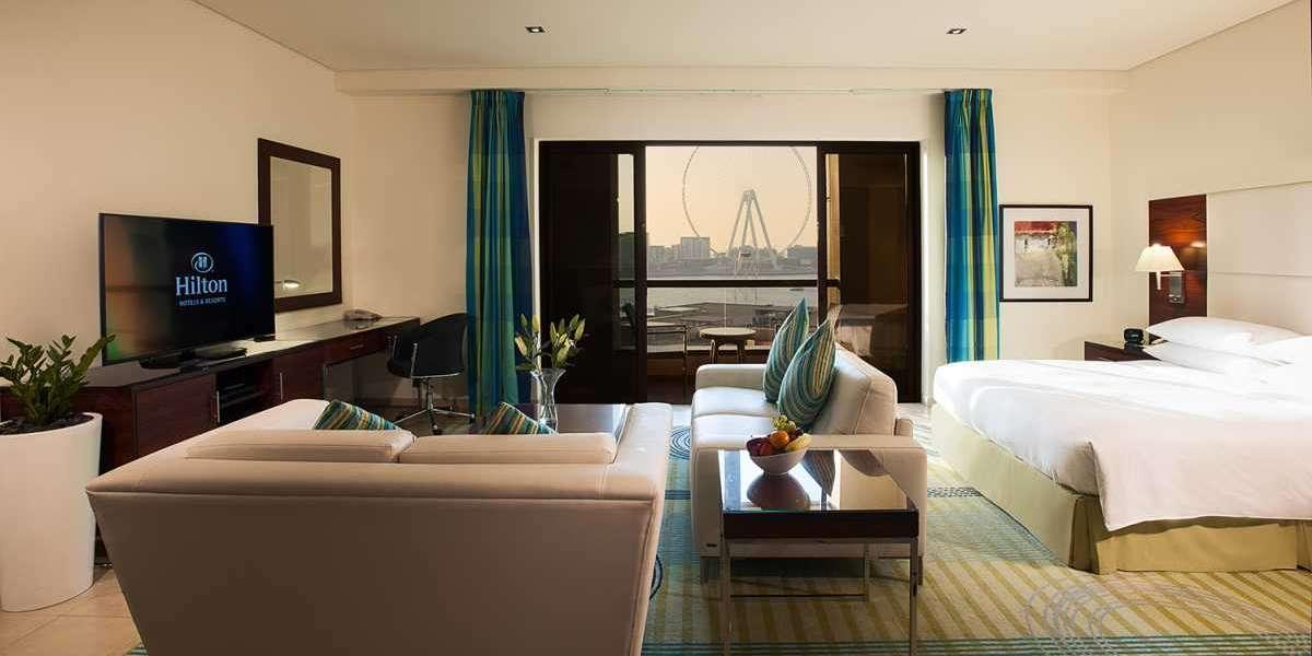 Enjoy a Long-term Stay Offer at Hilton Dubai The Walk this Summer