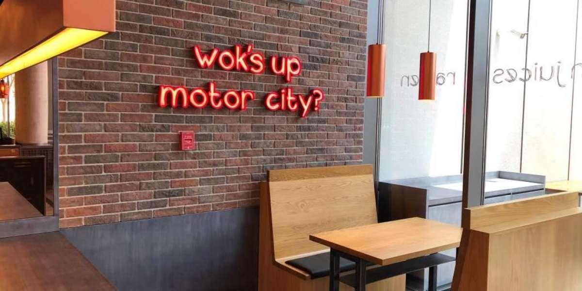 Wok's Up Motor City?