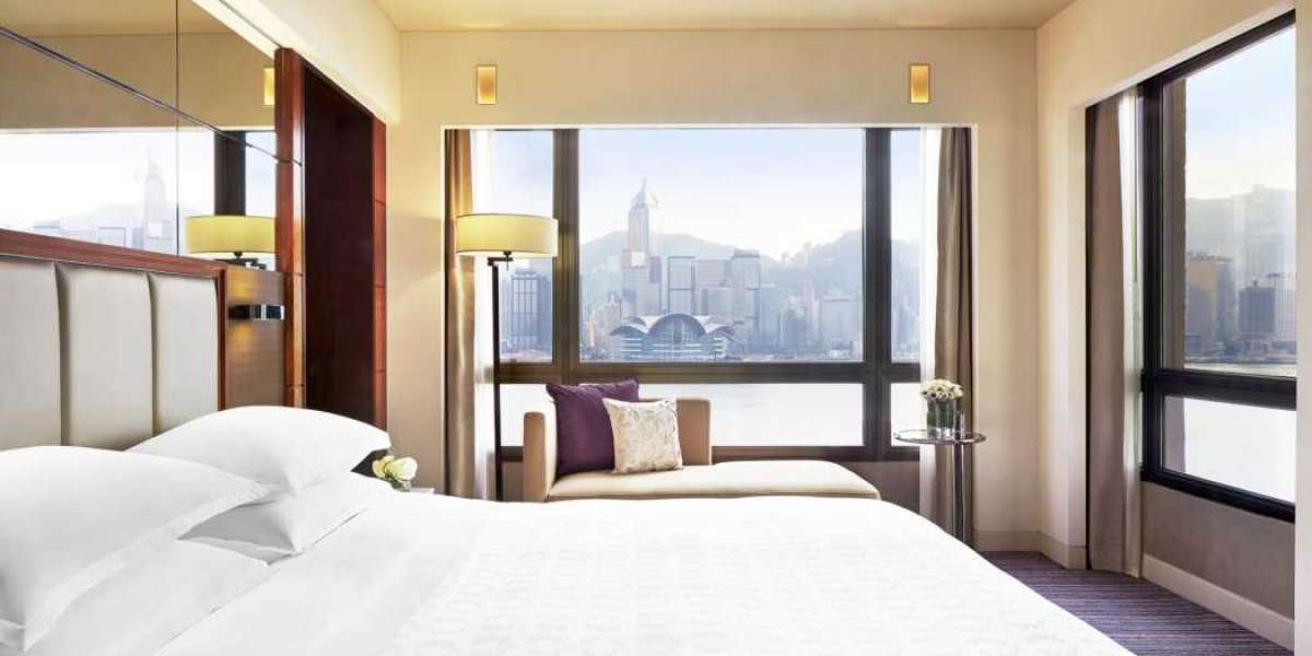 Sheraton Hong Kong Hotel & Towers Introduces Relish & Relax Staycation Package