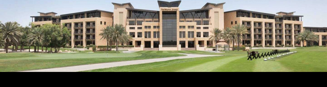 The Westin Abu Dhabi Golf Resort & Spa Cover Image