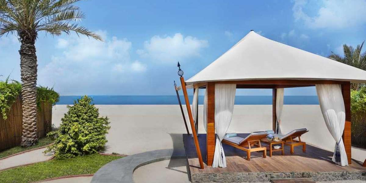 Enjoy an Exclusive Island Retreat at The Ritz-Carlton, Ras Al Khaimah Al Hamra Beach
