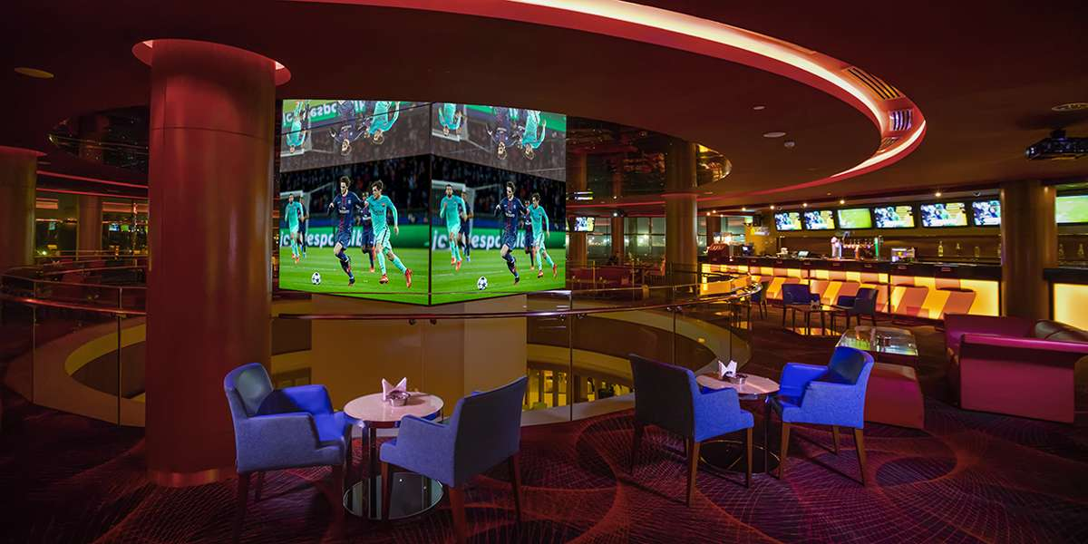 The Meydan Hotel is All Set to Reopen the Qube Sports Bar