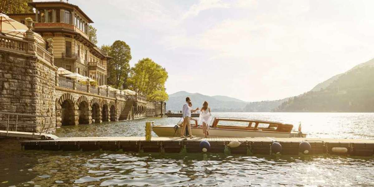 Italy Reopens Borders to Tourists and so is Mandarin Oriental, Lago di Como