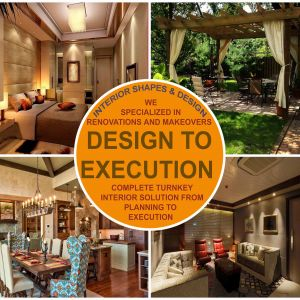 Interior Shapes & DesignsProfile Picture