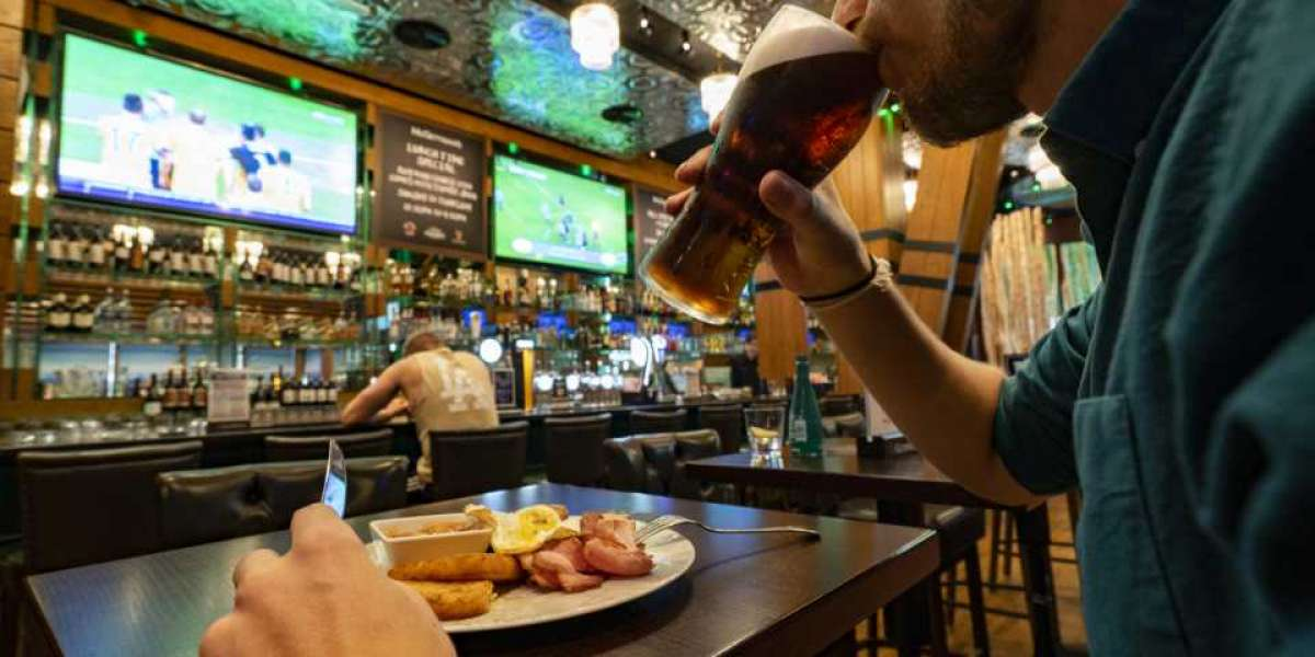 Catch all the Sports Action at McGettigan's JBR