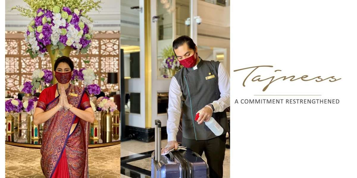 Taj Hotels in Dubai Redefine the Guest Journey with Heightened Health and Safety Measures