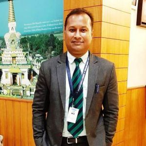 Arnab Chakraborty Profile Picture