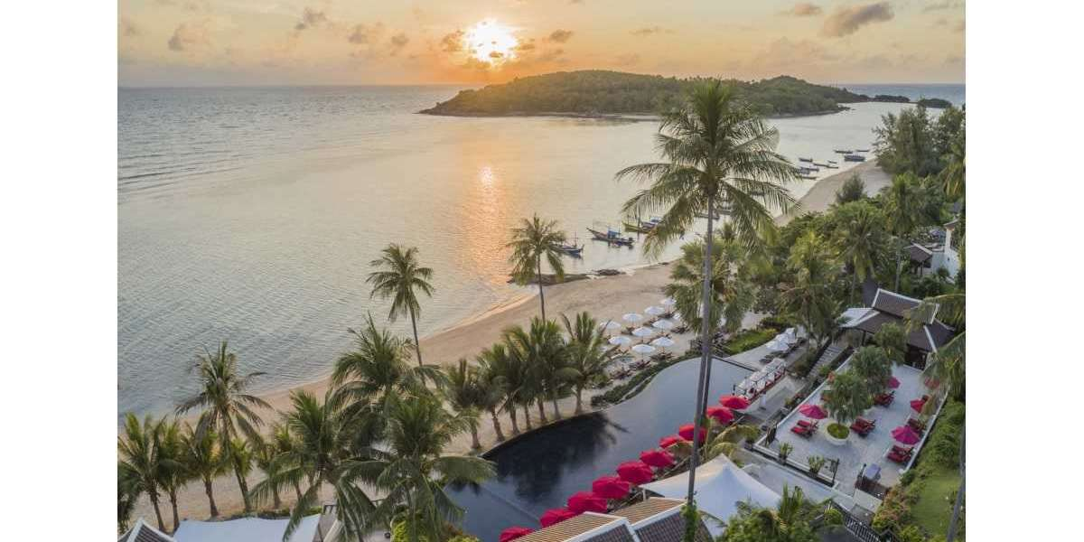 Anantara Lawana Koh Samui Resort Reopens with a Focus on Family Fun