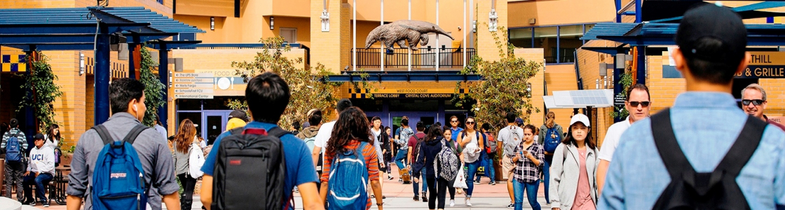 University of California, Irvine Cover Image