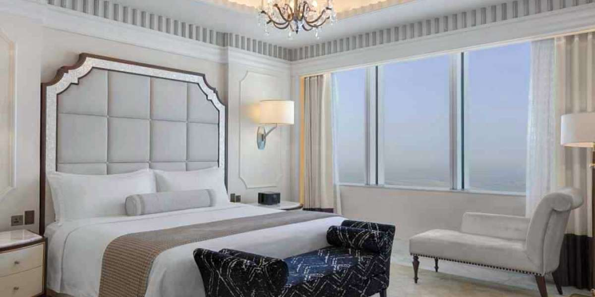 The St. Regis Abu Dhabi Staycation and Dining Offers