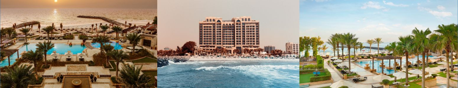Ajman Saray, a Luxury Collection Resort Cover Image