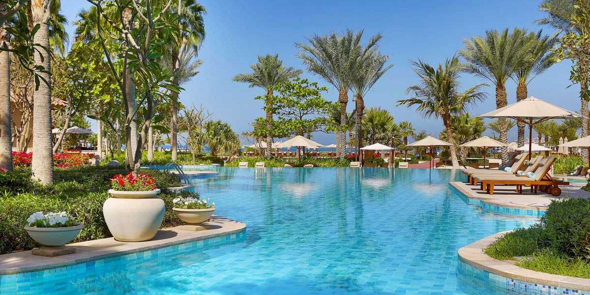 The Ultimate Resort Pool and Beach Membership Awaits at The Ritz-CArlton, Dubai, JBR