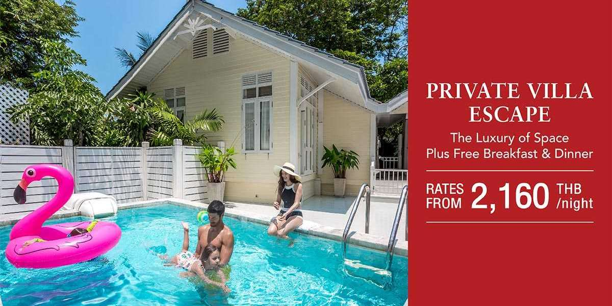 Escape to Your Own Private Villa with Centara Hotels & Resorts