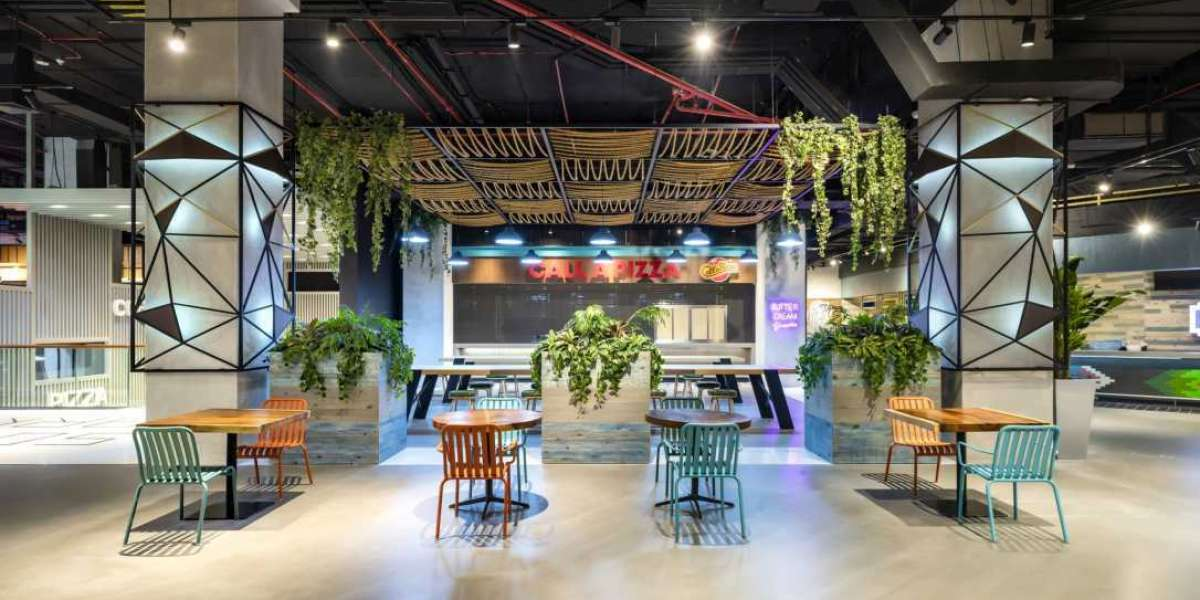 Discover South Market, the New Urban Food Hall at DIFC