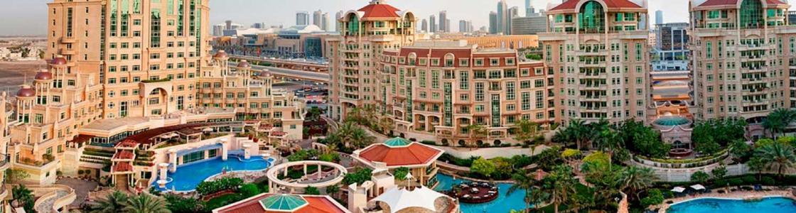 Swissotel Al Murooj Dubai Cover Image