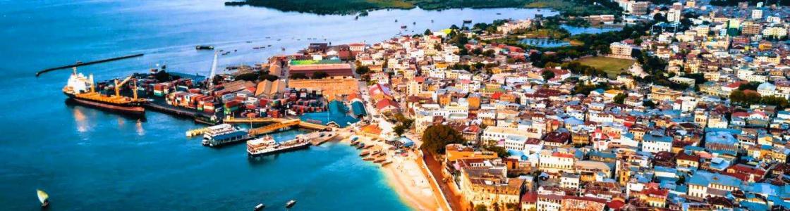 Zanzibar Palace Hotel Cover Image
