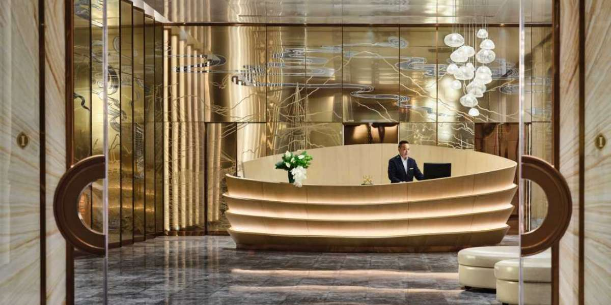 InterContinental® Chongqing Raffles City Welcomes its First Guests