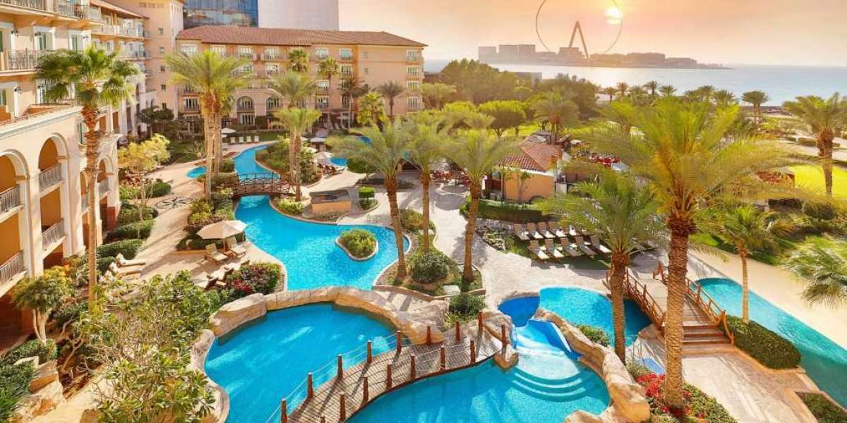 The Ultimate Staycation Experience at The Ritz-Carlton, Dubai in JBR