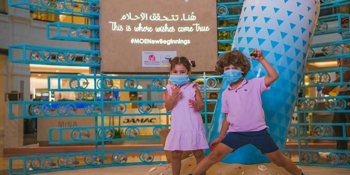 Dubai Summer Surprises Weekend Activities from 23 - 25 July 2020