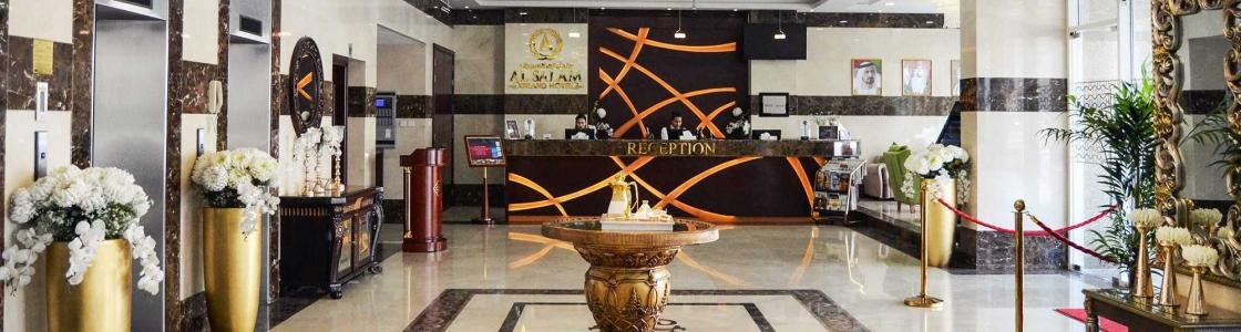 AL SALAM GRAND HOTEL Cover Image