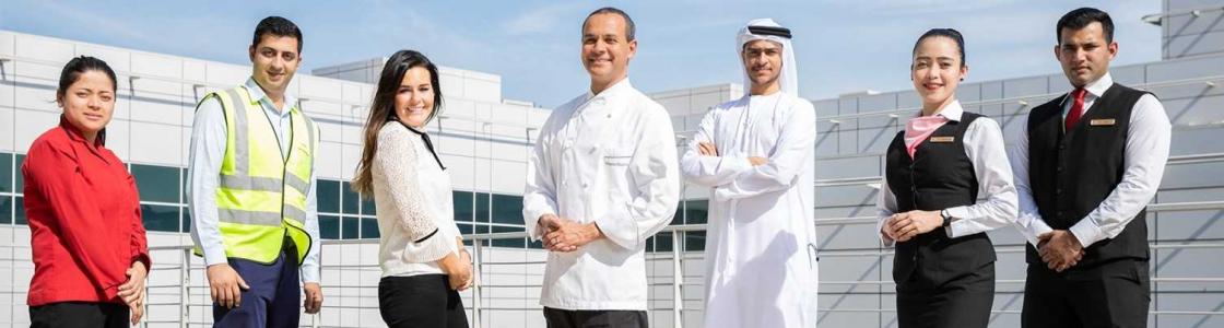 Emirates Flight Catering Cover Image