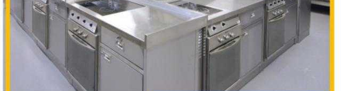 Cook easy hotel & kitchen equipment Cover Image