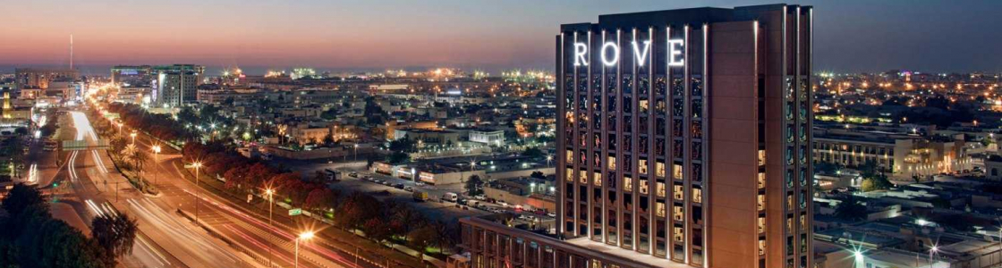 Rove Hotels Cover Image