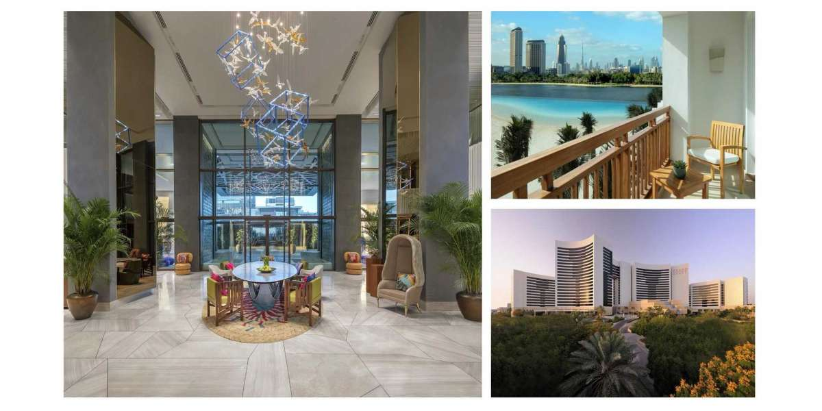 Hyatt Hotels in Dubai Unveil 'Stay and Dine' Offer