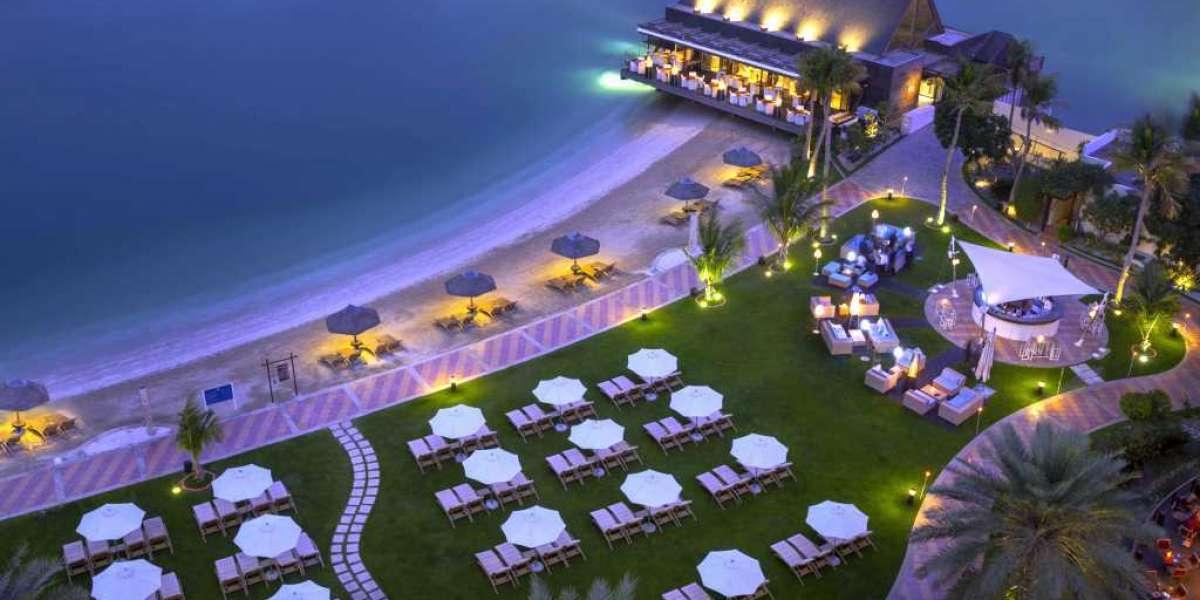Beach Rotana Introduces Summer Memberships at the Beach Club