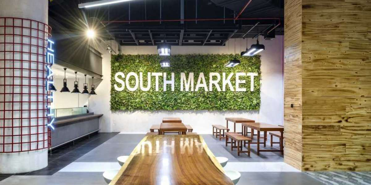 DIFC's Gate Avenue Opens Highly Anticipated Dining Destination - South Market