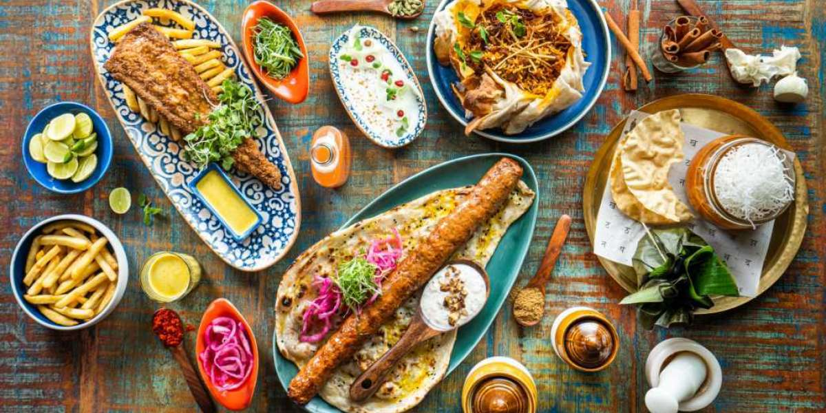 Indian Import and DIFC's Latest Indian Bar & Eatery, Bombay Borough Reopens its Doors