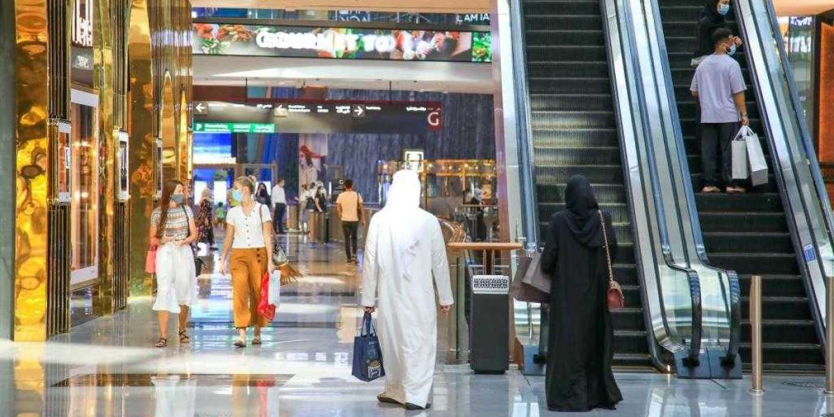 Malls in Dubai Bounce Back with a Buzz