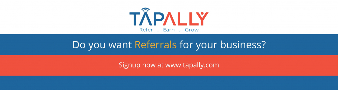 TapAlly Corporation Cover Image
