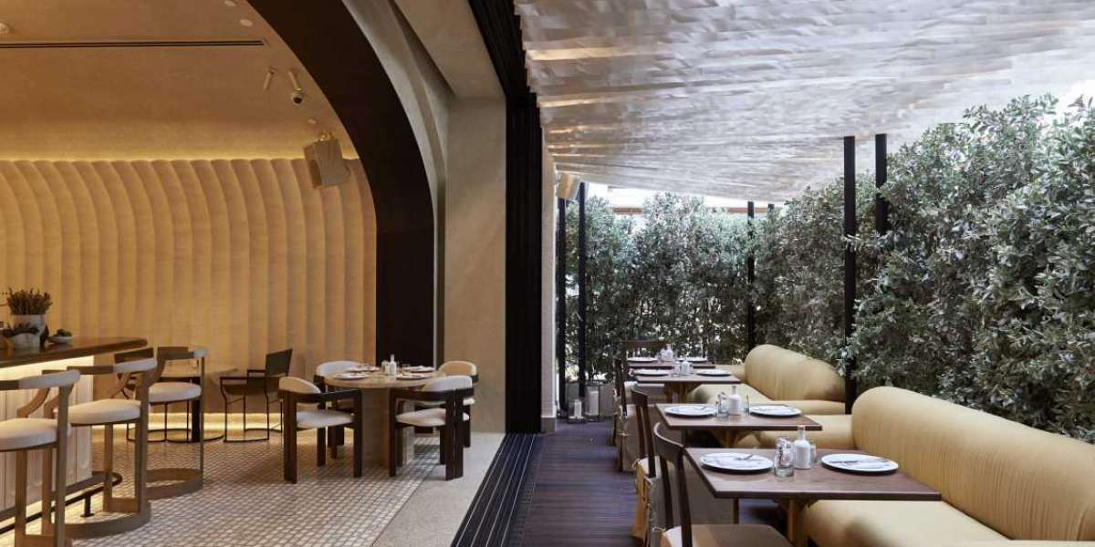 Experience the Taste of a Greek Summer at Avli by tashas