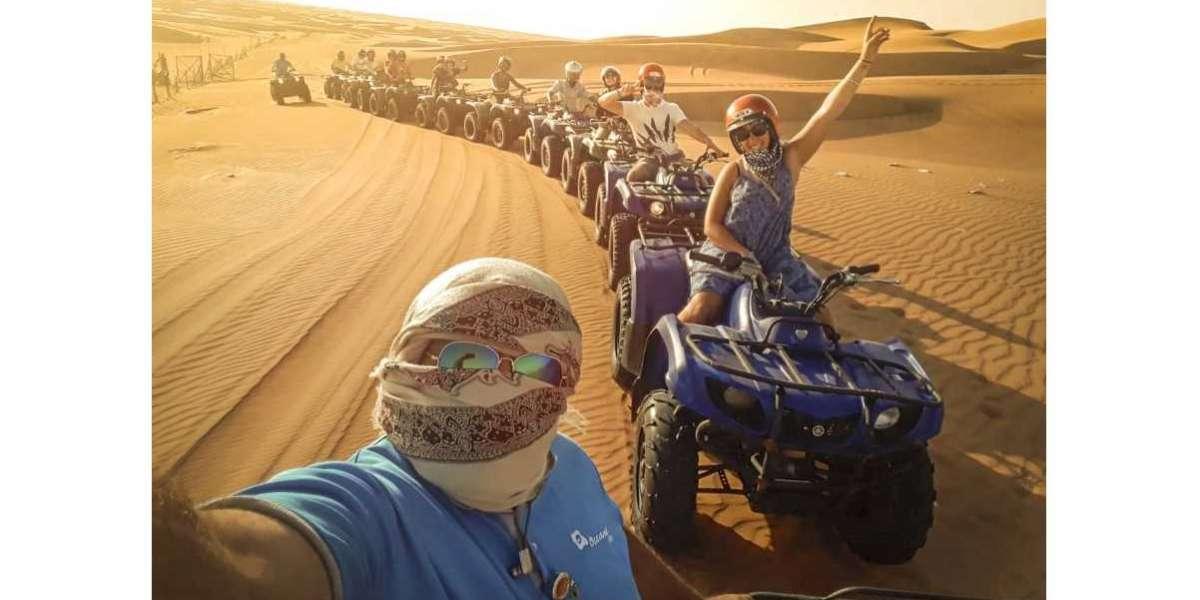 Dubai's Desert Safari Ranked World's No. 1 Tourism Experience